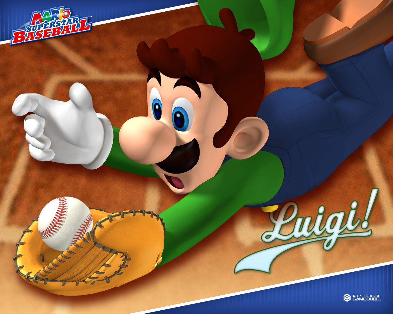 Luigi dans Mario bros MSB01-1280